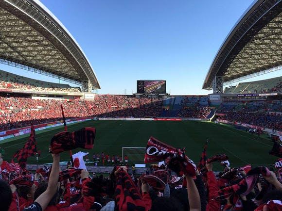 2016 Jリーグ 1stステージ 第9節 埼玉スタジアム2002 名古屋グランパス戦