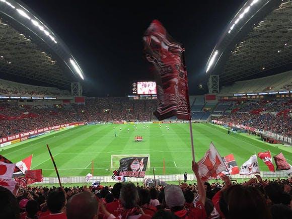 ACL 2016 グループステージ 第6節 埼玉スタジアム2002 浦項スティーラーズ戦