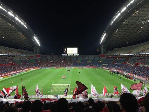 ACL 2016 ラウンド16 第1戦 埼玉スタジアム2002 FCソウル戦