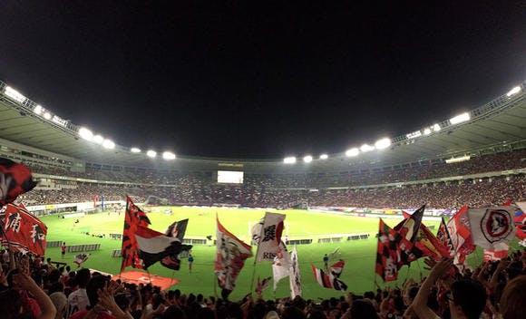 2016 Jリーグ 2ndステージ 第12節 味の素スタジアム アウェー FC東京戦