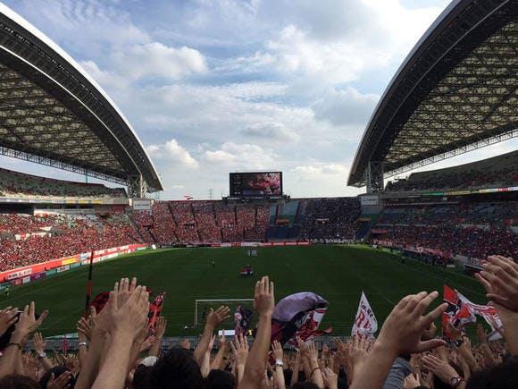 2016 Jリーグ 2ndステージ 第13節 埼玉スタジアム2002 サンフレッチェ広島戦
