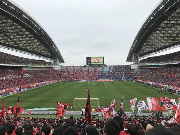 2016 Jリーグ 2ndステージ 第14節 埼玉スタジアム2002 ガンバ大阪戦