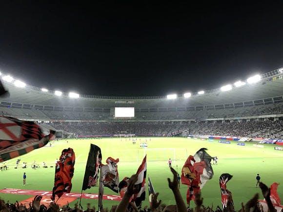 2016 JリーグYBC ルヴァンカップ 準決勝 第1戦 味の素スタジアム アウェー FC東京戦