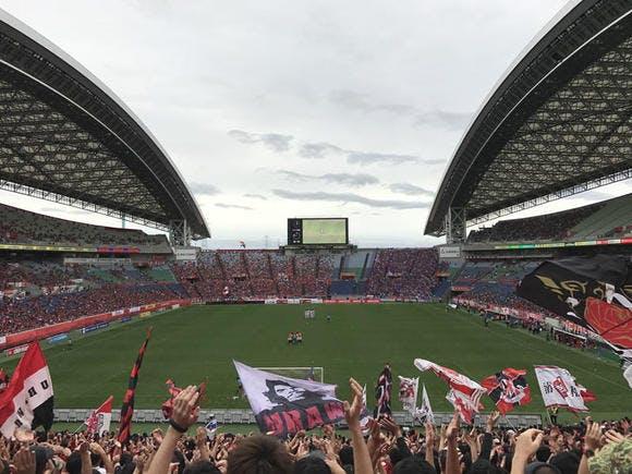 2016 JリーグYBC ルヴァンカップ 準決勝 第2戦 さいたまスタジアム2002 FC東京戦