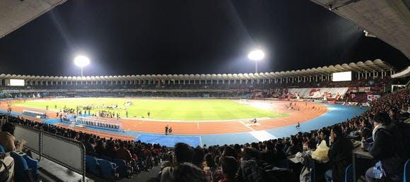第96回天皇杯ラウンド16(4回戦) 等々力陸上競技場 アウェー 川崎フロンターレ戦