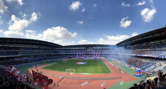 2017 Jリーグ 第1節(開幕戦) 日産スタジアム アウェー 横浜F・マリノス戦
