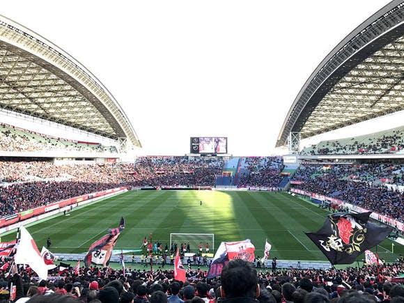 2017 Jリーグ 第2節(ホーム開幕戦) 埼玉スタジアム2002 セレッソ大阪戦