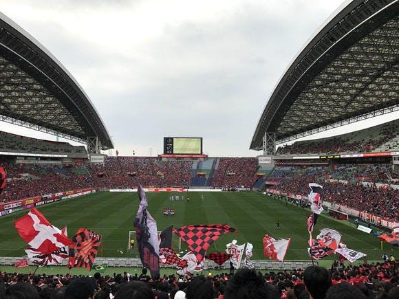 2017 Jリーグ 第8節 埼玉スタジアム2002 北海道コンサドーレ札幌戦