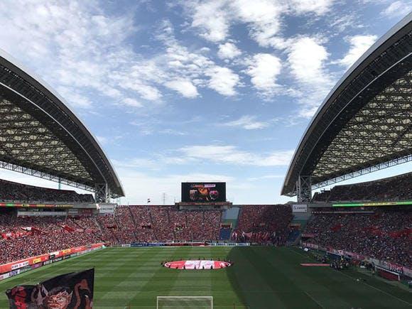 2017 Jリーグ 第10節 埼玉スタジアム2002 鹿島アントラーズ戦