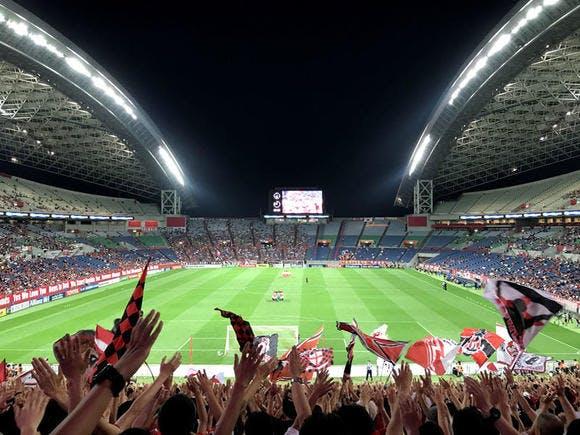 AFCチャンピオンズリーグ2017 ラウンド16 第2戦 埼玉スタジアム2002 済州ユナイテッドFC