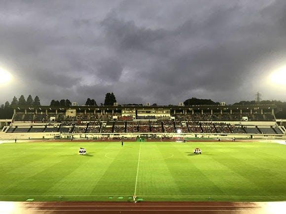 第97回天皇杯 2回戦 浦和駒場スタジアム グルージャ盛岡戦