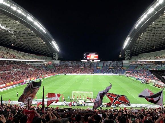 2017 Jリーグ 第17節 埼玉スタジアム2002 サンフレッチェ広島戦