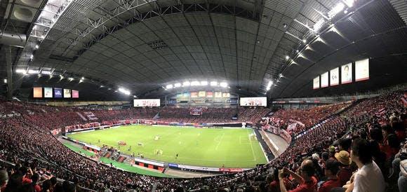 2017 Jリーグ 第19節 札幌ドーム アウェー 北海道コンサドーレ札幌戦