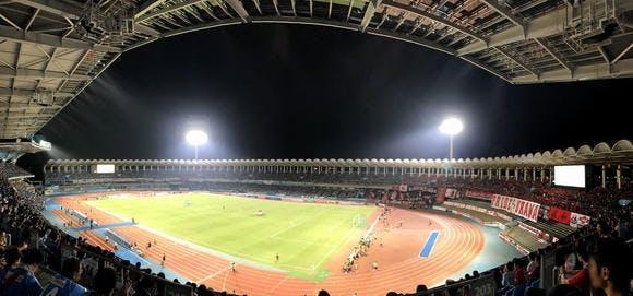 AFCチャンピオンズリーグ2017 準々決勝 第1戦 等々力陸上競技場 アウェー 川崎フロンターレ戦