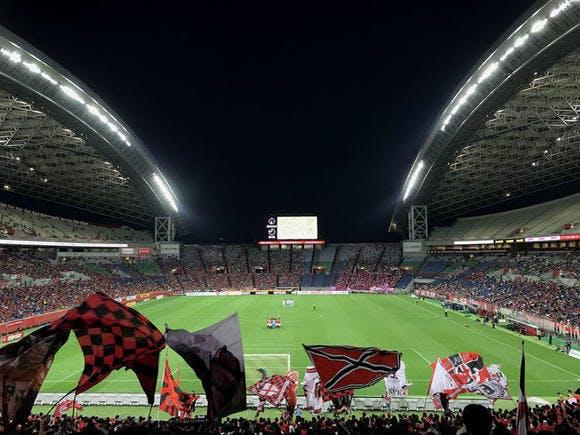 2017 Jリーグ YBC ルヴァンカップ 準々決勝 第2戦 埼玉スタジアム2002 セレッソ大阪戦