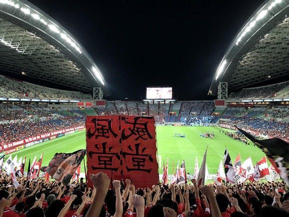 AFCチャンピオンズリーグ2017 準々決勝 第2戦 埼玉スタジアム2002 川崎フロンターレ戦