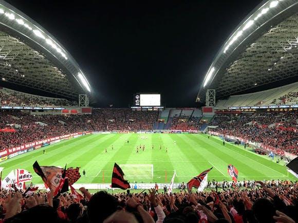 AFCチャンピオンズリーグ2017 準決勝 第2戦 埼玉スタジアム2002 上海上港戦