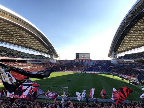 2017 Jリーグ 第34節 埼玉スタジアム2002 横浜F・マリノス戦(最終節)