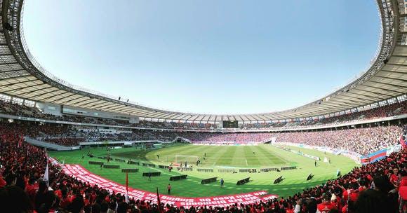 2018 Jリーグ 第1節 味の素スタジアム アウェー FC東京戦(2018年開幕戦)
