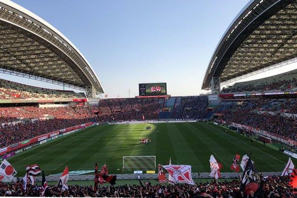 2018 Jリーグ 第2節 埼玉スタジアム2002 サンフレッチェ広島戦(ホーム開幕戦)