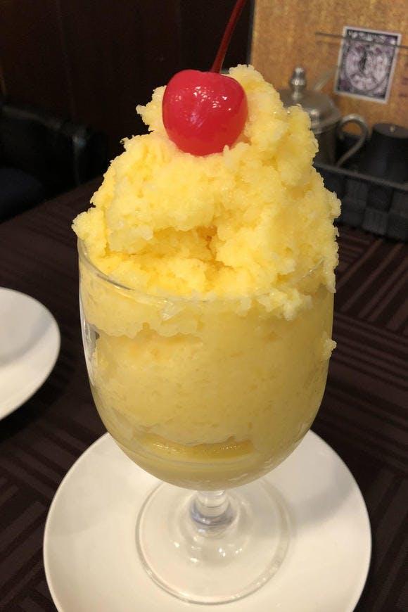 長崎 ツル茶ん ミルクセーキ