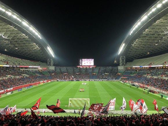 2018 Jリーグ YBC ルヴァンカップ グループステージ 第2節 埼玉スタジアム2002 ガンバ大阪戦