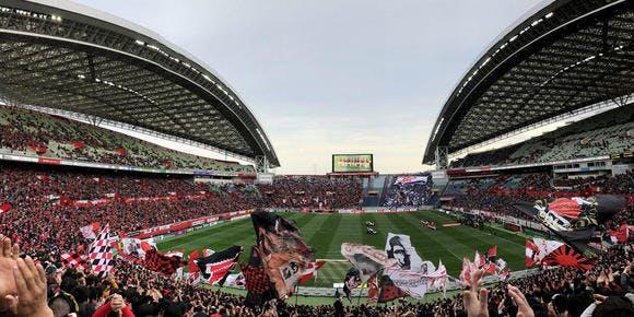 2018 Jリーグ 第4節 埼玉スタジアム2002 横浜F・マリノス戦