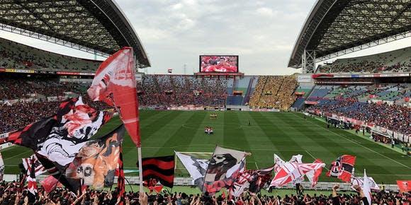 2018 Jリーグ 第6節 埼玉スタジアム2002 ベガルタ仙台戦