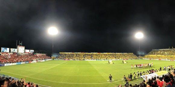 2018 Jリーグ 第10節 三協フロンテア柏スタジアム アウェー 柏レイソル戦