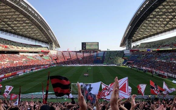 2018 Jリーグ 第11節 埼玉スタジアム2002 湘南ベルマーレ戦