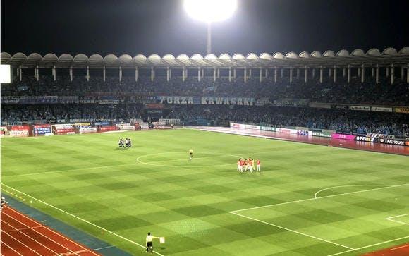 2018 Jリーグ 第12節 等々力陸上競技場 アウェー 川崎フロンターレ戦