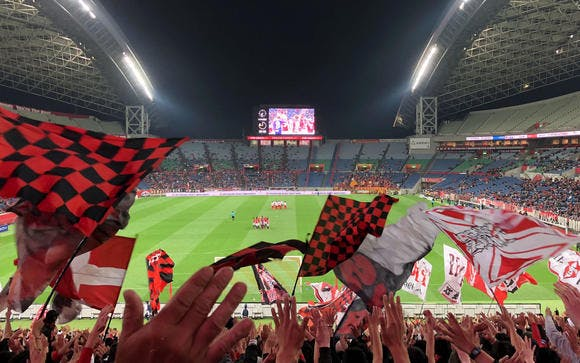 2018 Jリーグ YBC ルヴァンカップ グループステージ 第5節 埼玉スタジアム2002 名古屋グランパス戦