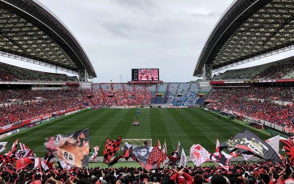 2018 Jリーグ 第14節 埼玉スタジアム2002 サガン鳥栖戦