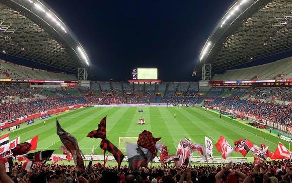 2018 Jリーグ YBC ルヴァンカップ グループステージ 第6節 埼玉スタジアム2002 サンフレッチェ広島戦
