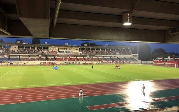 天皇杯 JFA 第98回全日本サッカー選手権大会 2回戦 浦和駒場スタジアム Y.S.C.C.横浜戦