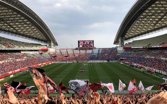 2018 Jリーグ YBC ルヴァンカップ プレーオフステージ 第2戦 埼玉スタジアム2002 ヴァンフォーレ甲府戦