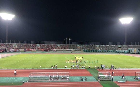 天皇杯 JFA 第98回全日本サッカー選手権大会 ラウンド16(4回戦)vs東京ヴェルディ