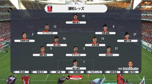 2018 Jリーグ 第24節 豊田スタジアム アウェー 名古屋グランパス戦