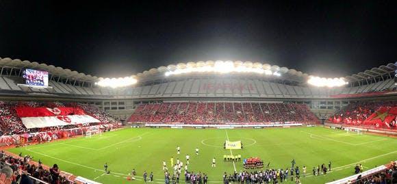 天皇杯 JFA 第98回全日本サッカー選手権大会 準決勝 vs鹿島アントラーズ