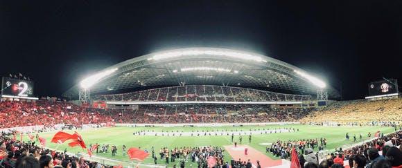 天皇杯 JFA 第98回全日本サッカー選手権大会 決勝 vsベガルタ仙台