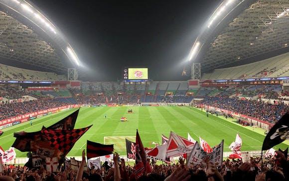 AFCチャンピオンズリーグ2019 グループステージ MD1 埼玉スタジアム2002 ブリーラム・ユナイテッド