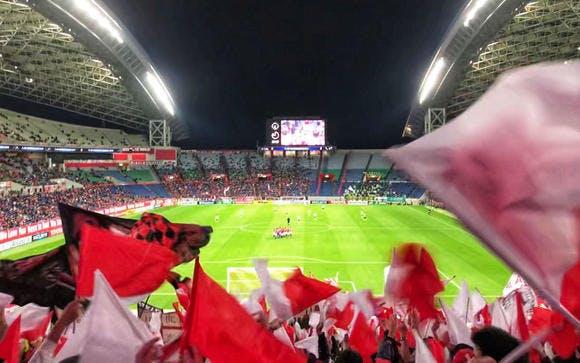 AFCチャンピオンズリーグ2019 グループステージ MD3 埼玉スタジアム2002 全北現代モータース戦