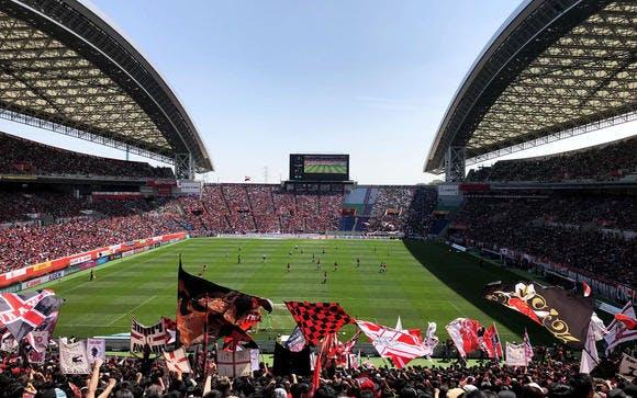 2019 Jリーグ 第8節 埼玉スタジアム2002 ヴィッセル神戸戦