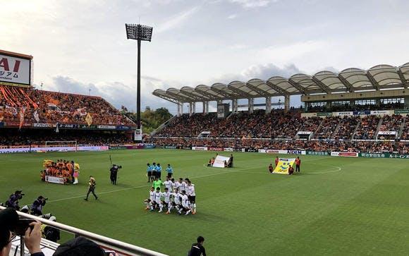 2019 Jリーグ 第9節 IAIスタジアム日本平 アウェー 清水エスパルス戦