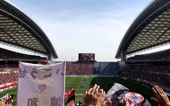 2019 Jリーグ 第10節 埼玉スタジアム2002 ジュビロ磐田戦