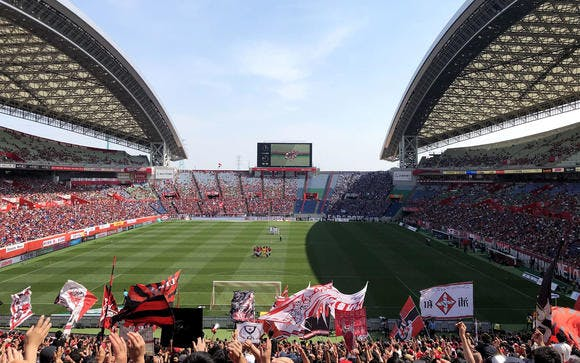 2019 Jリーグ 第13節 埼玉スタジアム2002 サンフレッチェ広島戦