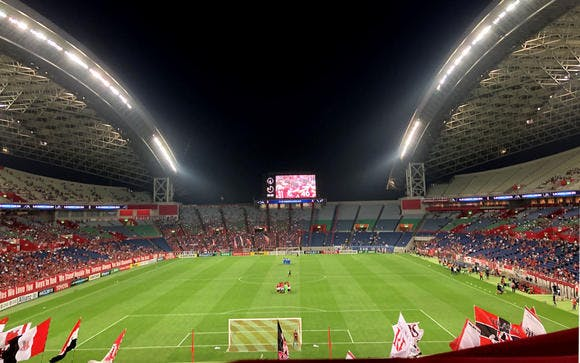 AFCチャンピオンズリーグ2019 ノックアウトステージ ラウンド16 第1戦 埼玉スタジアム2002 蔚山現代戦