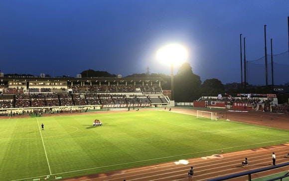天皇杯 JFA 第99回全日本サッカー選手権大会 2回戦 浦和駒場スタジアム 流通経済大学戦
