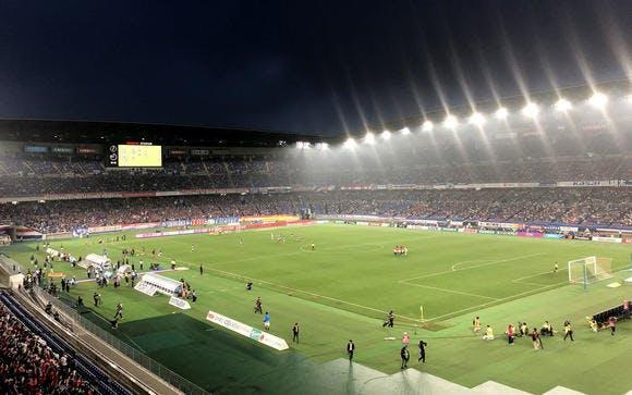 2019 Jリーグ 第19節 日産スタジアム アウェー 横浜F・マリノス戦