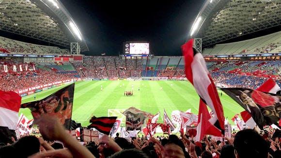 AFCチャンピオンズリーグ2019 ノックアウトステージ 準々決勝 第2戦 埼玉スタジアム2002 上海上港戦
